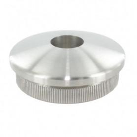 Embout arrondi à frapper avec trou borgne 12.1 mm