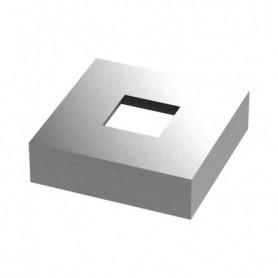 Cache platine carrée
