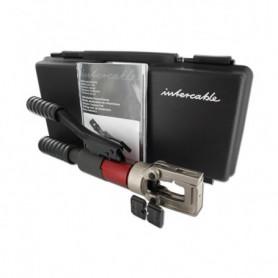 Sertisseuse hydraulique pour câble inox